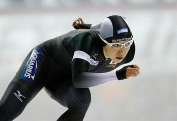 Kodaira claims Japan's first women's ISU World Sprint Speed Skating Championships title
