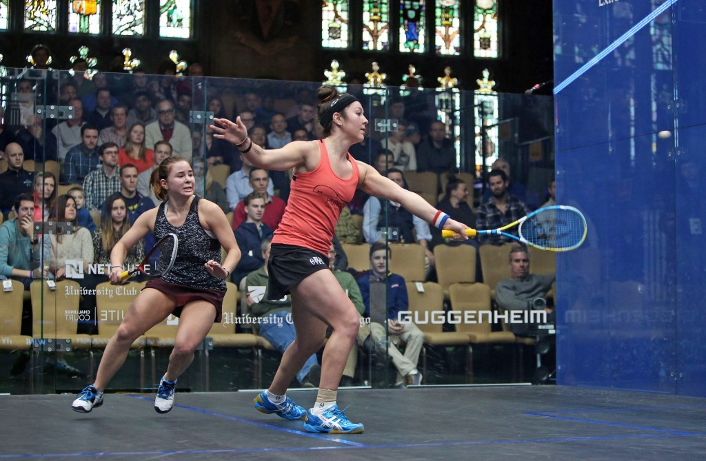 Sobhy wins all-American clash to reach PSA Windy City Open quarter-finals