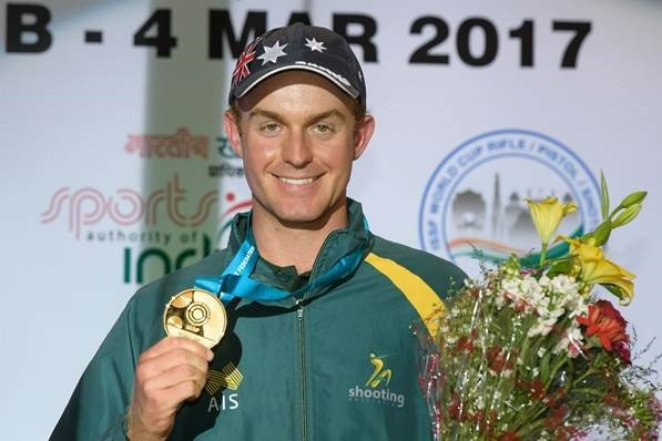 Willett delivers second Australian triumph at ISSF World Cup