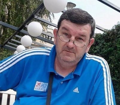 Former Serbian handball referee Miljanović dies