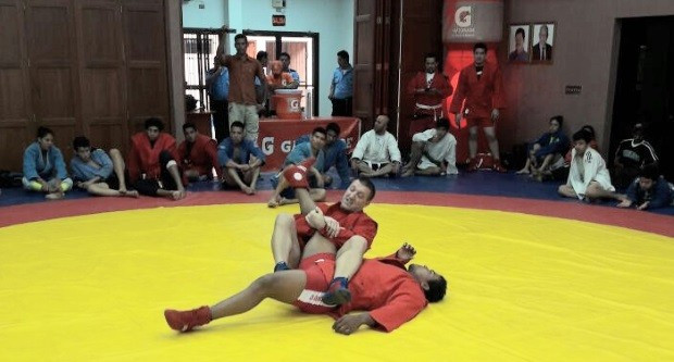 FIAS is aiming to popularise sambo in the Central American region ©FIAS