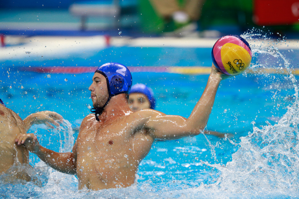 Rio 2016 Olympic gold medallists Serbia have been drawn against Spain, Greece and South Africa in the group stage of the men's water polo tournament at the 2017 FINA World Championships in Budapest ©FINA