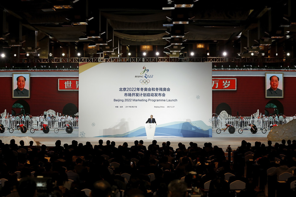 Beijing 2022 launches marketing programme for Winter Olympic and Paralympic Games