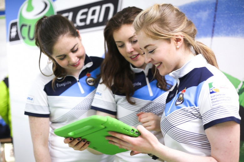 WCF anti-doping administrator claims #CurlClean initiative has been well received