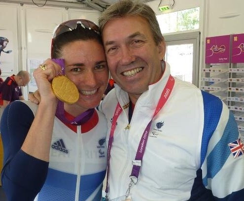 Webborn elected chair of British Paralympic Association