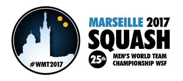 Marseille will host the 2017 Men's World Team Squash Championship ©WSF
