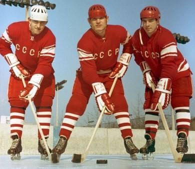 Double Olympic ice hockey gold medallist dies aged 69