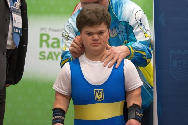 Ukrainian wins gold on return to Dubai Powerlifting World Cup following doping case
