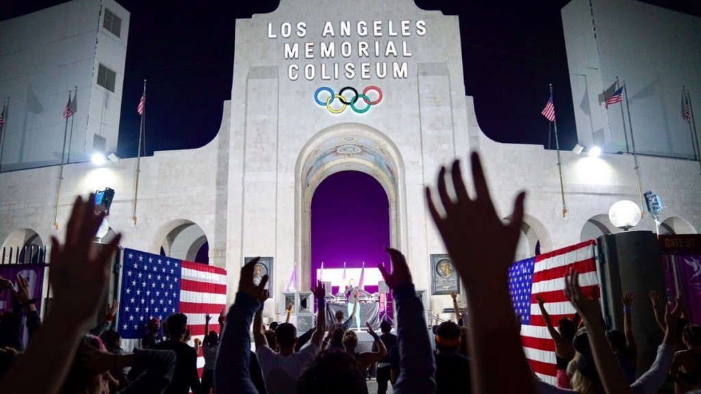 Los Angeles is bidding to host the Summer Olympics for the third time ©Getty Images