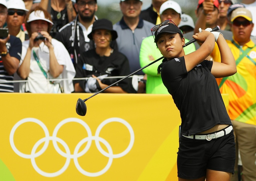 Lydia Ko has urged the Kasumigaseki Country Club to allow women's membership ©Getty Images