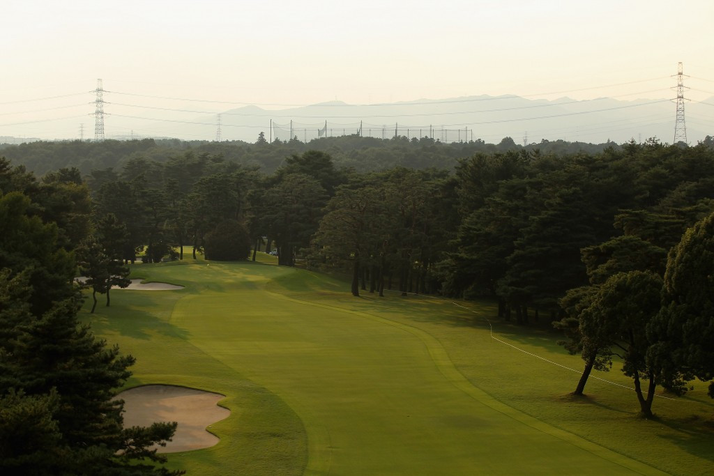 Fierce criticism has been pointed towards the Kasumigaseki Country Club at its male-only policy ©Getty Images
