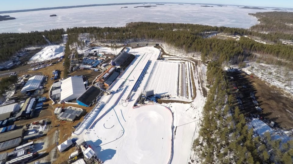 Action at the IBU World Cuip is set to take place at the Alpensia Biathlon Centre ©IBU