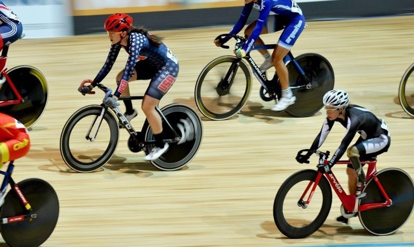 Reduced field set to take part at Para-Cycling Track World Championships in Los Angeles