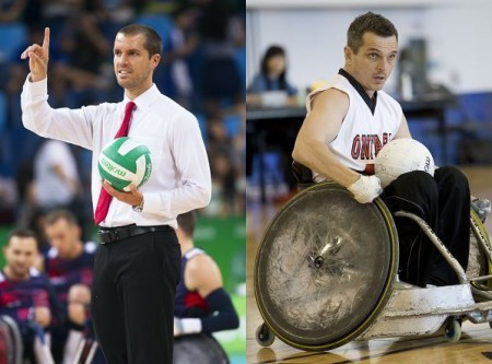 Côté named new head coach of men's Canadian wheelchair rugby team