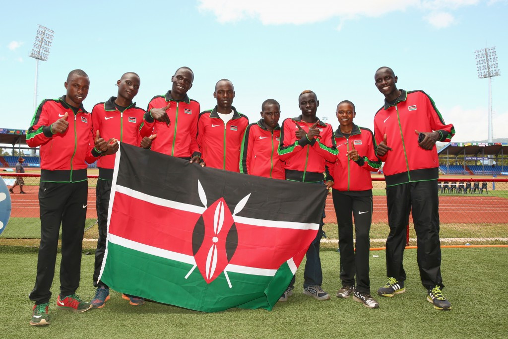 The CGF has denied Kenya has withdrawn from the Commonwealth Youth Games ©Getty Images