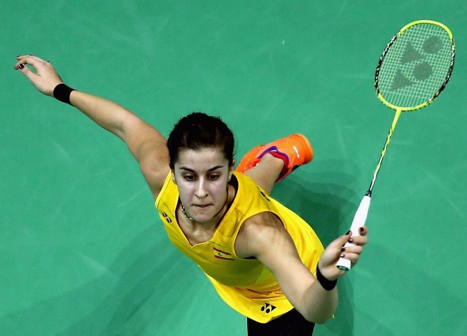 Olympic champion comes from behind to win at BWF German Open