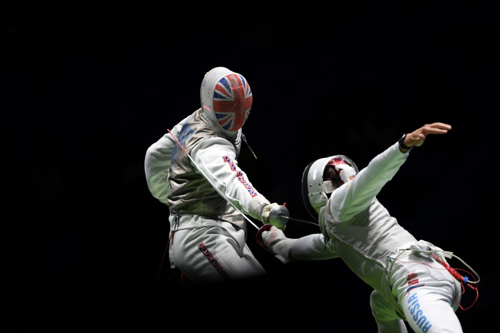 British Fencing launch crowd funding after UK Sport funding cut