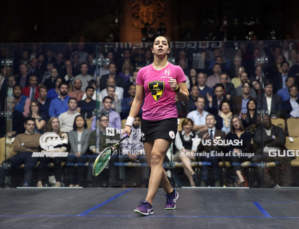 El Welily claims third consecutive PSA Windy City Open title