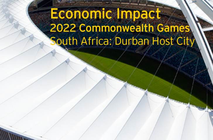 Durban 2022 will contribute $1.7 billion to the South African economy, according to an economic report published by officials