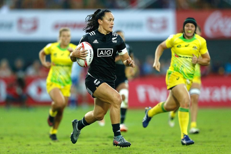 Australia and New Zealand to clash at Women's World Rugby Sevens Series in Las Vegas