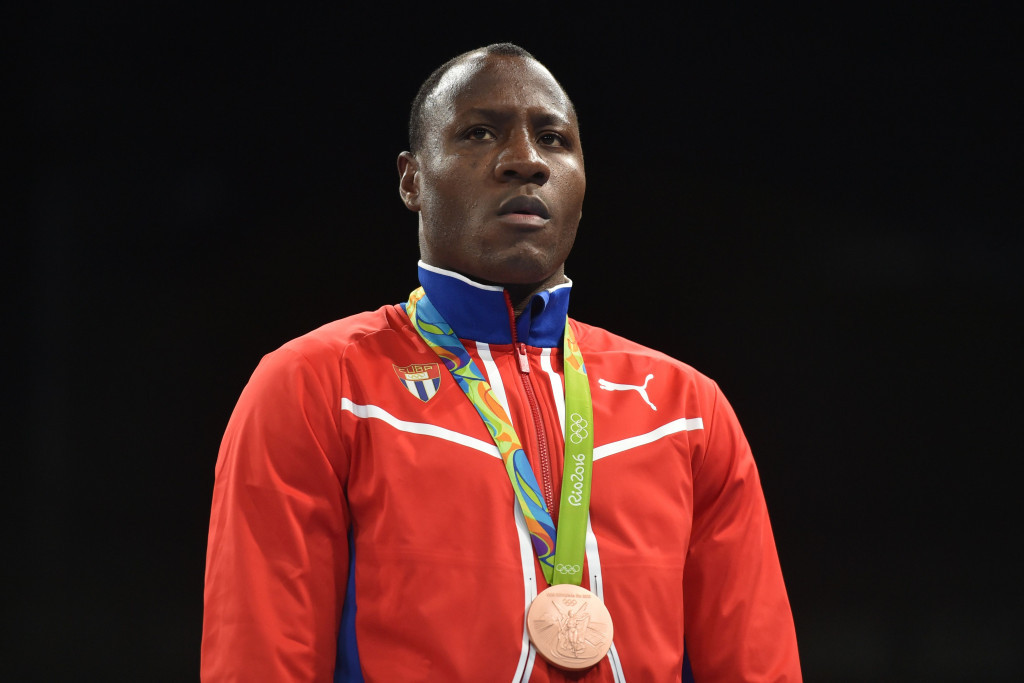 Rio 2016 medallists set to compete for Cuba Domadores in week five of WSB