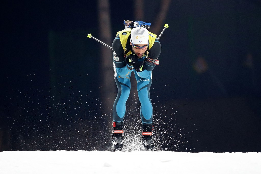 Fourcade secures sixth consecutive overall IBU World Cup title