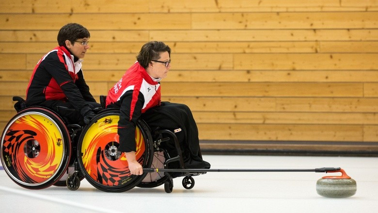 World Wheelchair Curling Championships commencing tomorrow in South Korea