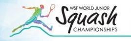 Fourteen entries confirmed for WSF Women's World Junior Team Championship