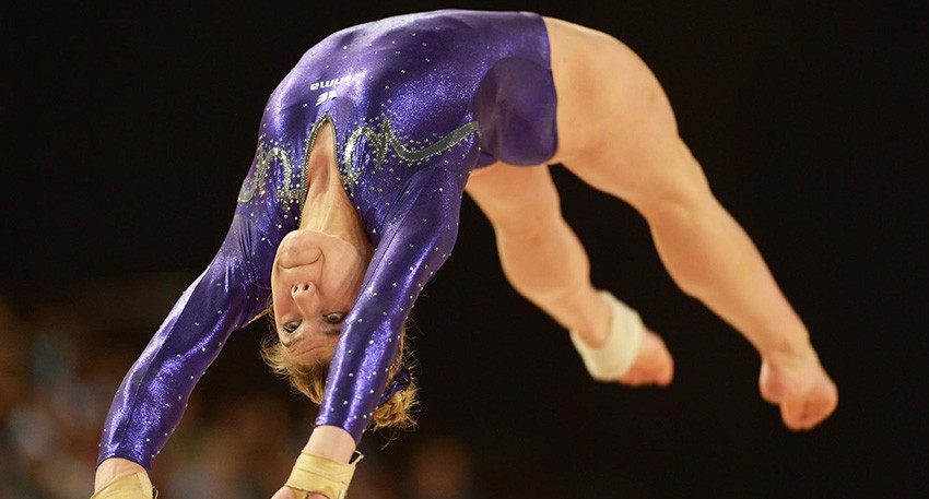 Gymnastics is one of six sports set to take place in Glasgow as part of the 2018 European Championships ©Glasgow 2018