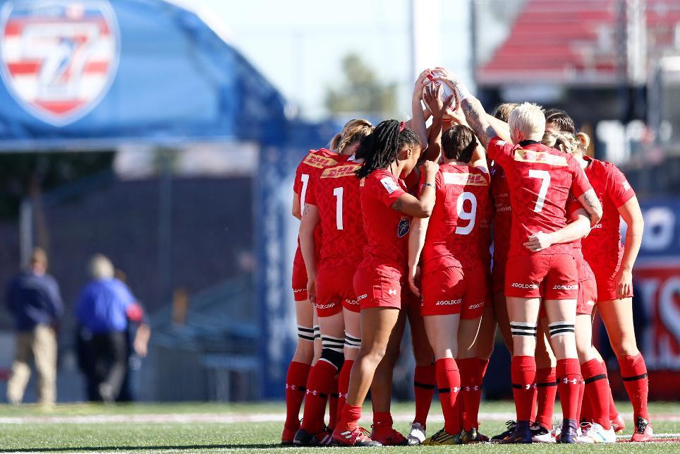 Canada and New Zealand reach Las Vegas Sevens quarter-finals