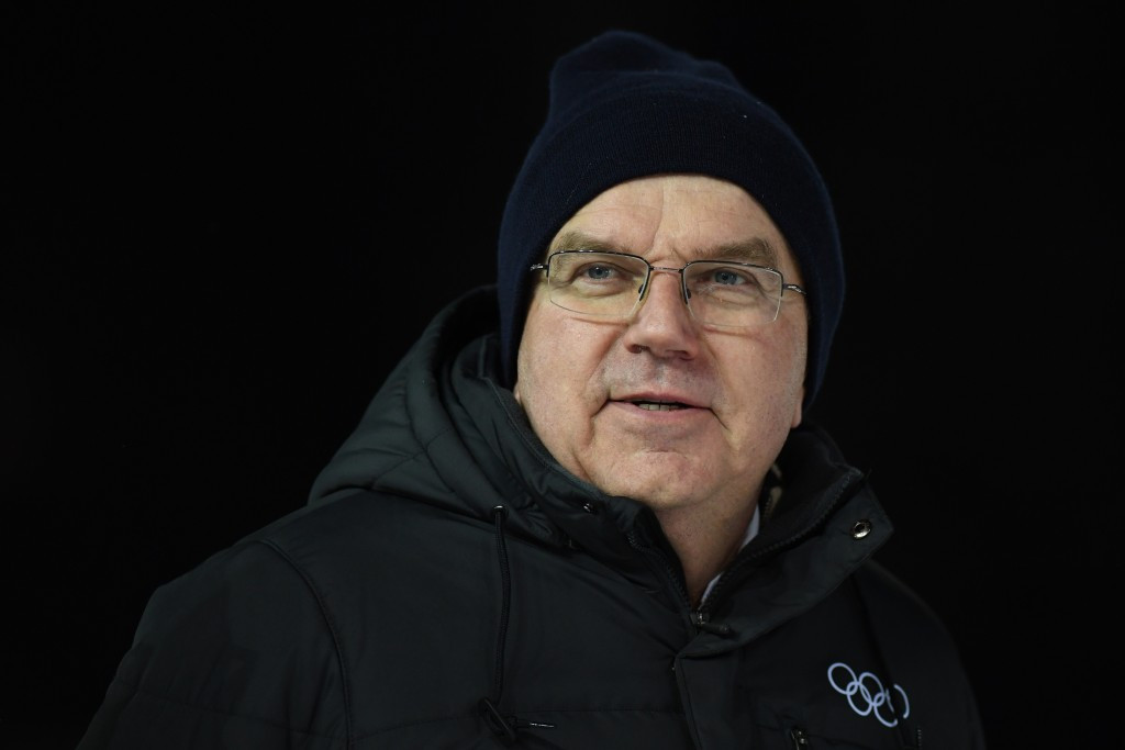 Bach rejects Olympic critics and calls for repeat bidders to pay less