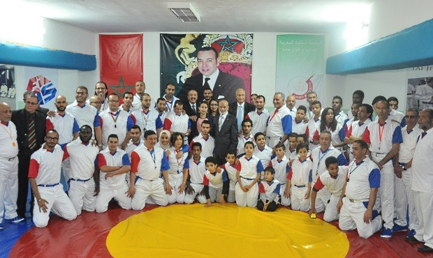 National school for sambo referees opened in Casablanca