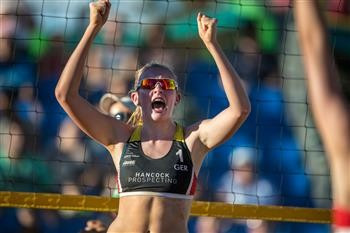Top seeds through to semi-finals at FIVB World Tour event in Australia