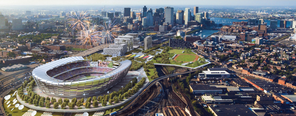 Boston 2024 claim backing for bid turning their way as latest poll finds increase in support in Massachusetts, but opposition grows in city