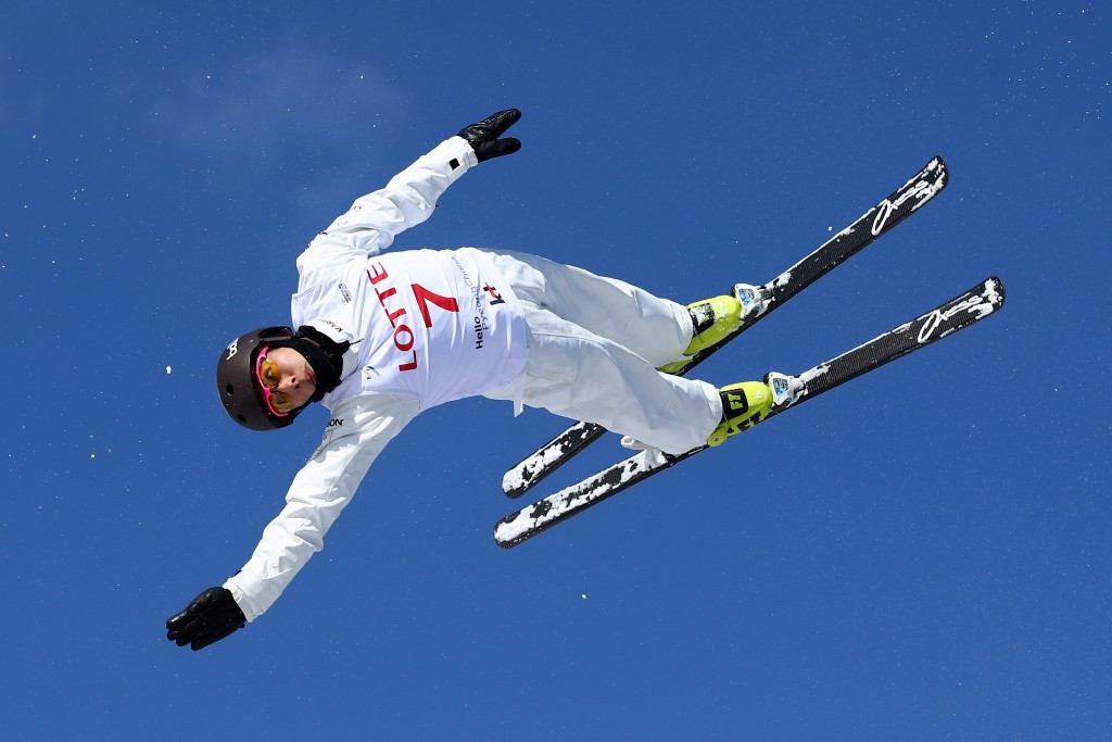 Mixed fortunes for Australia as Lassila wins aerials World Cup