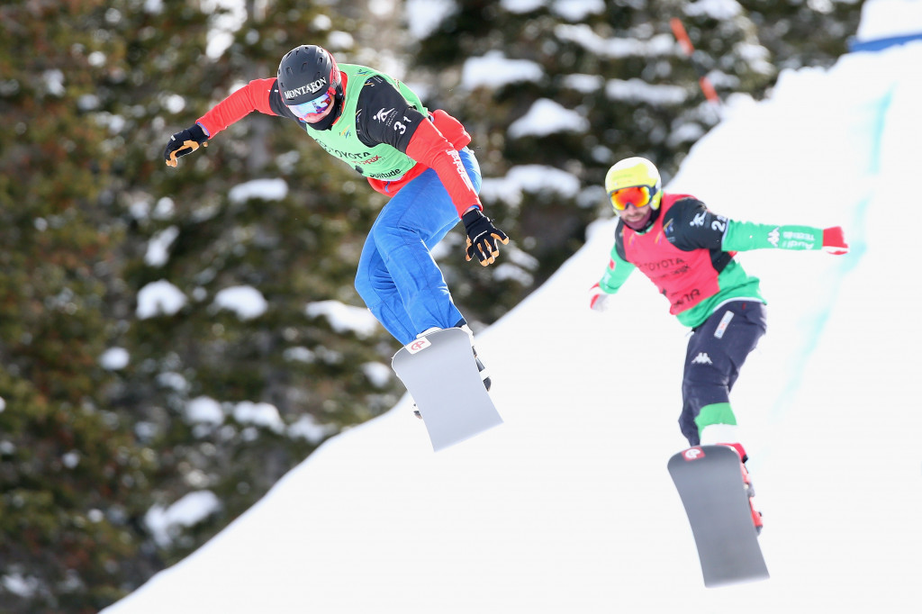 Overall leader Haemmerle fails to qualify for finals at FIS Snowboard Cross World Cup