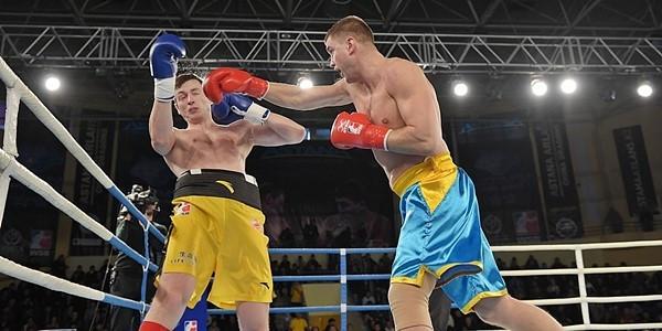 Astana Arlans Kazakhstan thrash China Dragons as WSB action continues