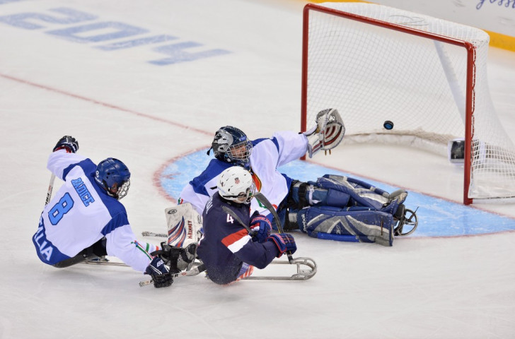 Ice sledge hockey has enjoyed a growth in popularity since Sochi 2014 and the extra funds are set to continue the strong development of the sport
