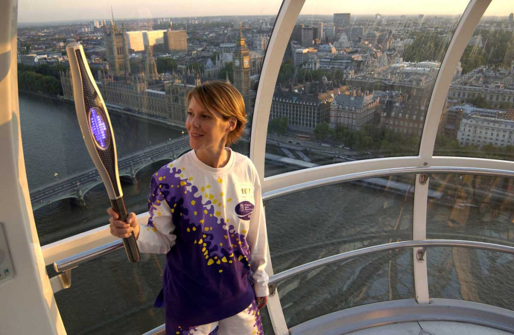 The Queen's Baton Relay is due to set off from London in eight days' time ©Gold Coast 2018