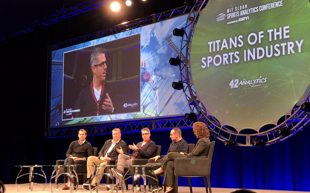 Los Angeles 2024 bid leaders discuss sports innovation at world renowned conference