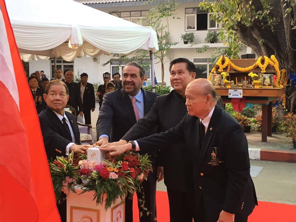 Sheikh Ahmad opens regional OCA office in Bangkok