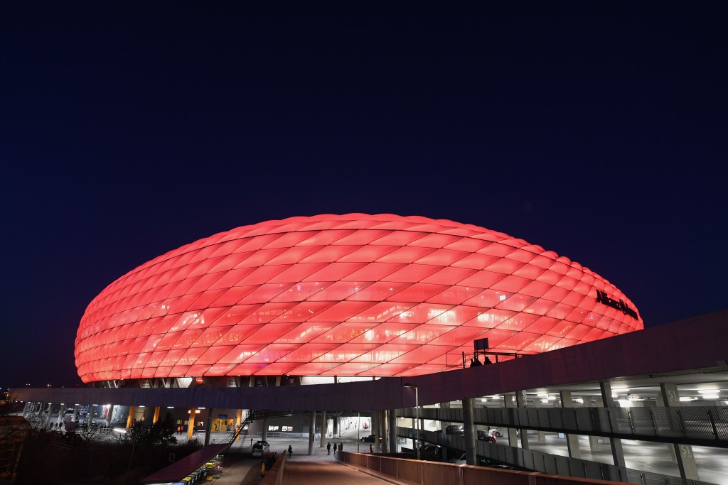 Germany and Turkey are set to be confirmed as the only two candidates in the running to host the 2024 UEFA European Championships ©Getty Images
