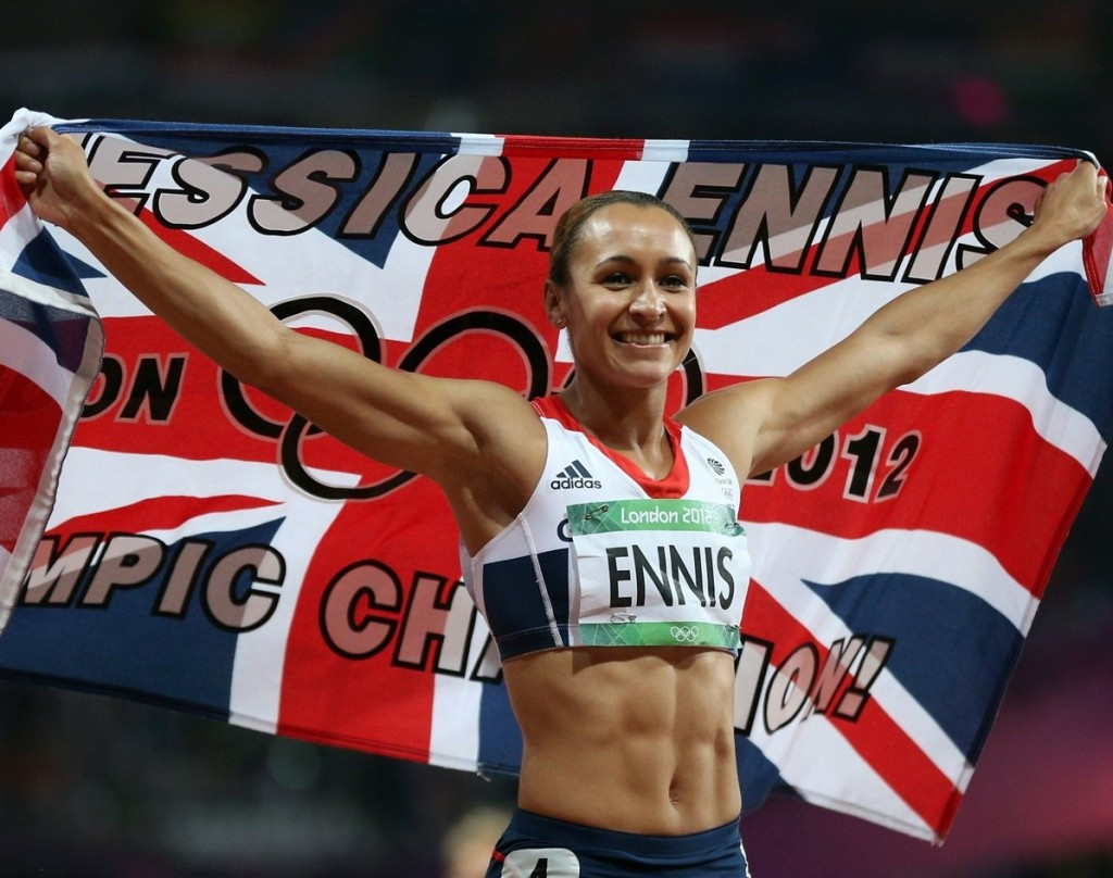 Jessica Ennis is a top attraction at the Sainsbury's Anniversary Games, returning to the Olympic Stadium, where she won the heptathlon at London 2012