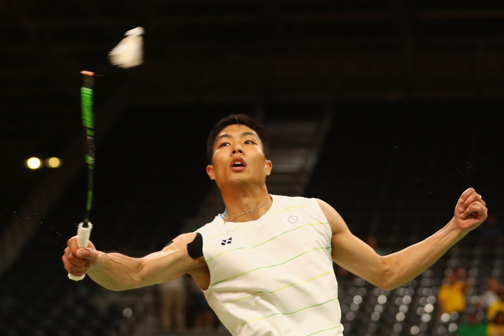 Chou Tien Chen wins all Taiwanese men's singles final at BWF German Open