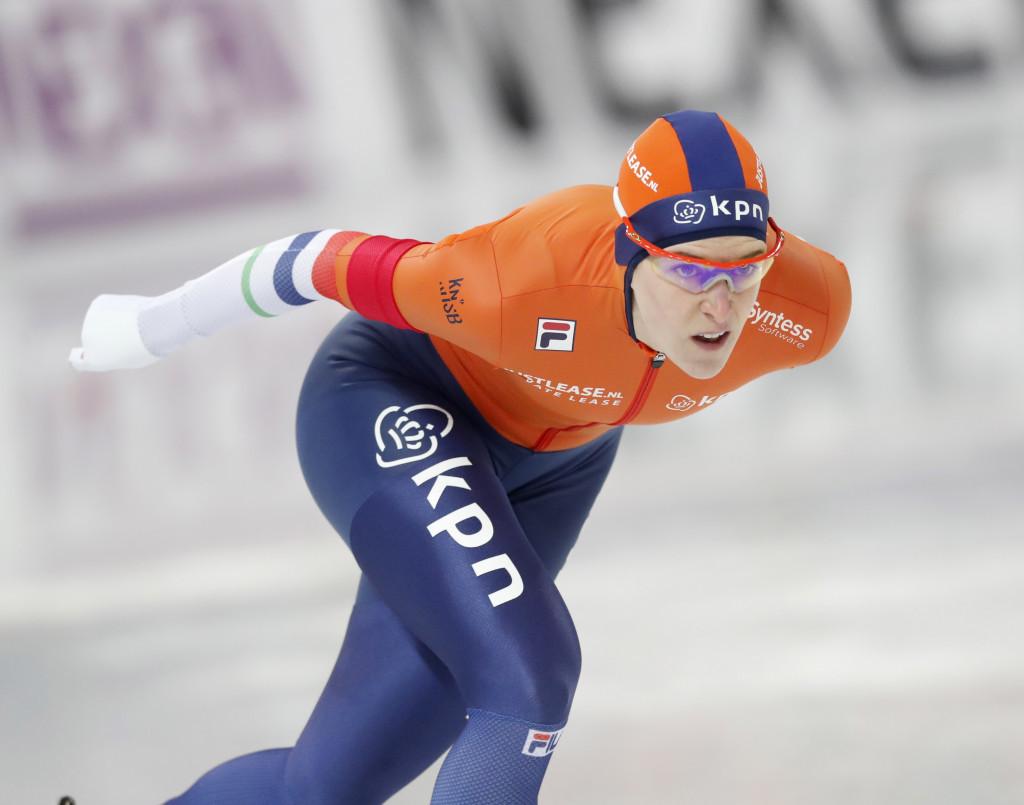 Kramer and Wüst triumph at ISU World Allround Speed Skating Championships