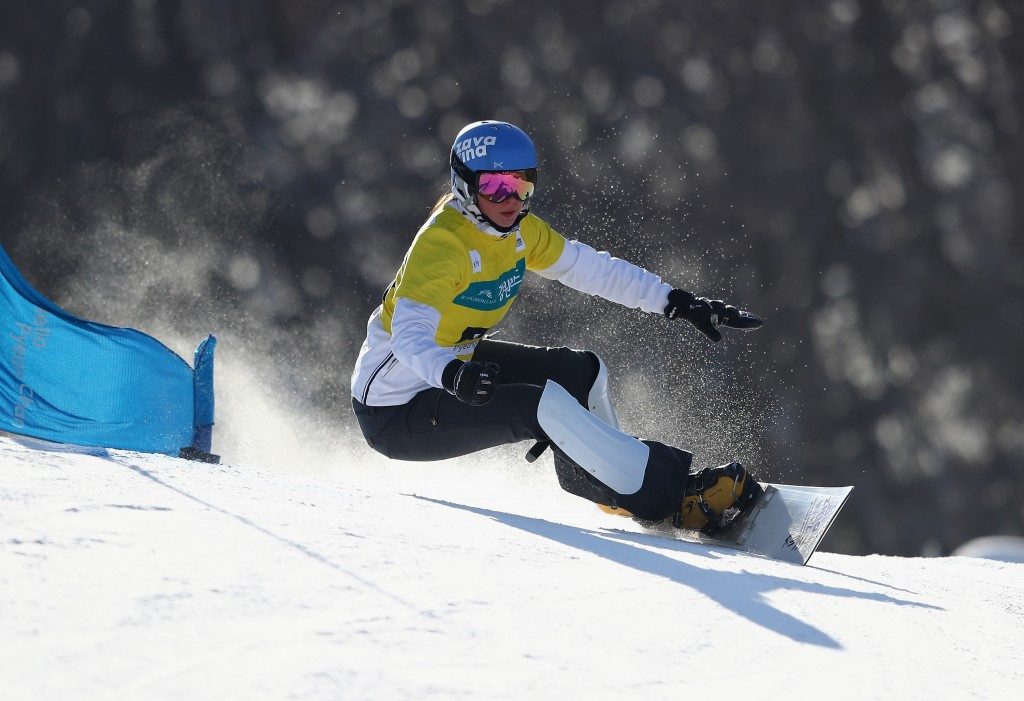 Zavarzina and Yankov seal parallel giant slalom crystal globes at FIS Snowboard World Cup