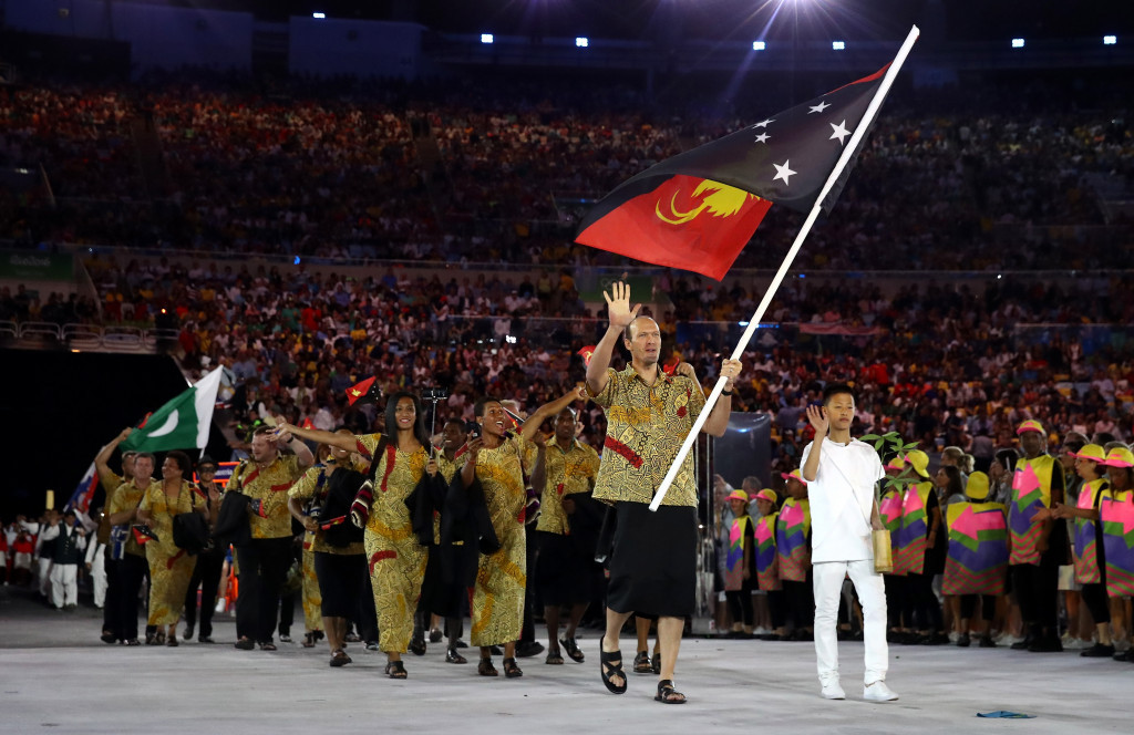 PNG Olympic Committee to be supported by Australia with Tokyo 2020 grant funding