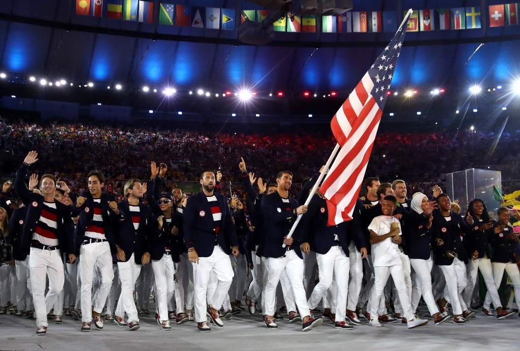 Fifty-five athletes from Pac-12 institutions won 77 medals for the United States at Rio 2016, including 44 golds ©Getty Images