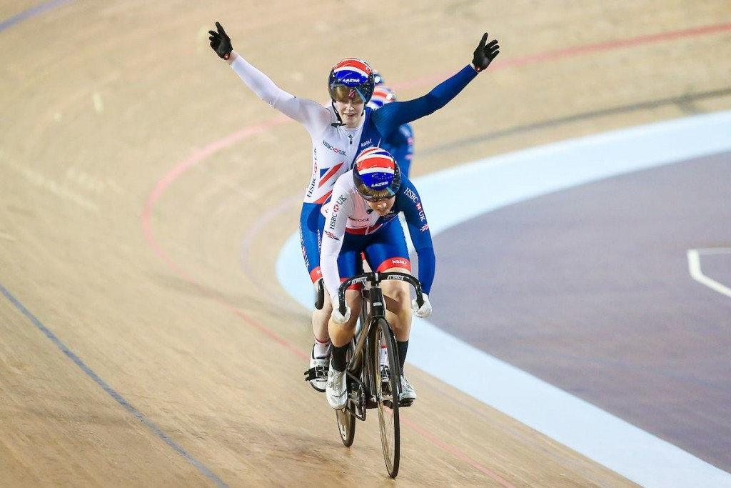 Britain continue tandem dominance on final day of UCI Para-Cycling Track World Championships