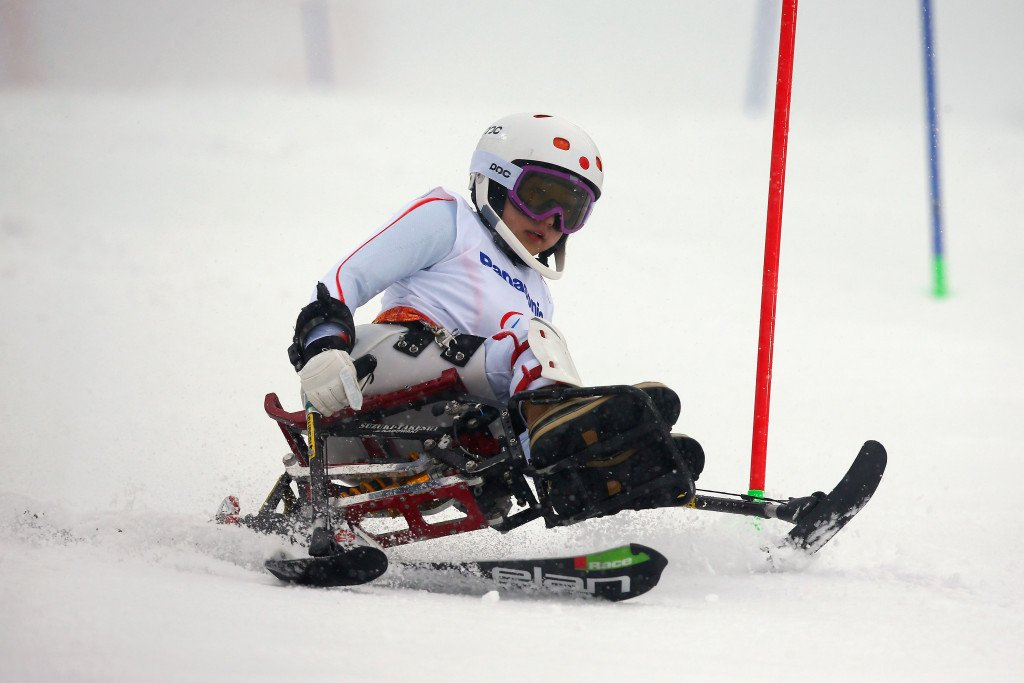 Japan's Muraoka claims home win to move into contention for Para Alpine Skiing World Cup success
